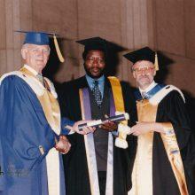 M. Franklin Eyelom, Ph. D.